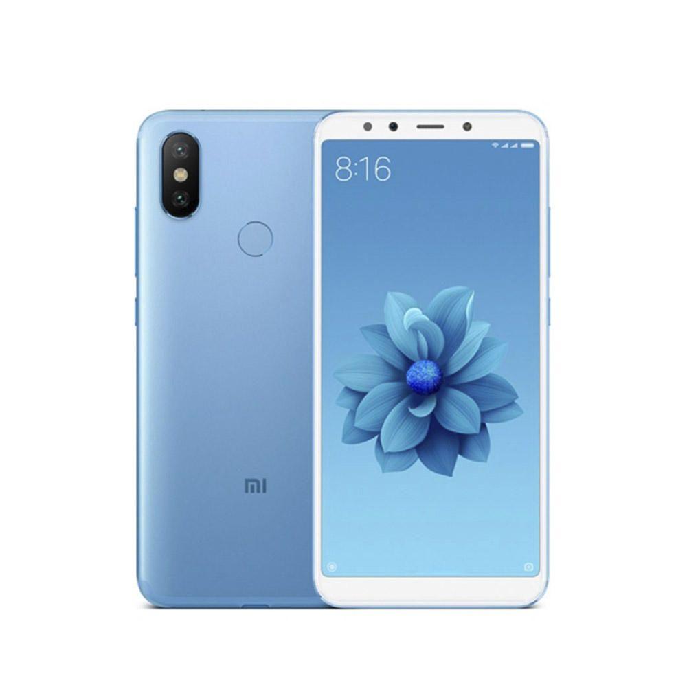 Elektra: Xiaomi Mi A2 64 GB Dual SIM Desbloqueado - Azul - OFERTA RELAMPAGO
