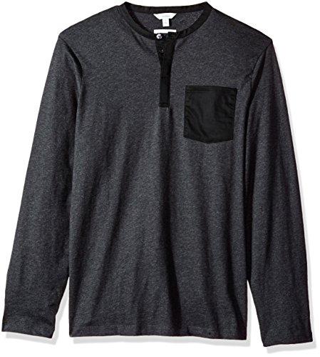 Amazon :Calvin Klein Men's Long Sleeve Woven $321