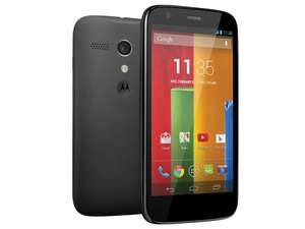 Liverpool: Motorola G 8GB 1era gen XT1032 con Telcel $1,898