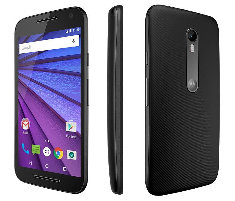 Motorola: Moto G 3ra Generación