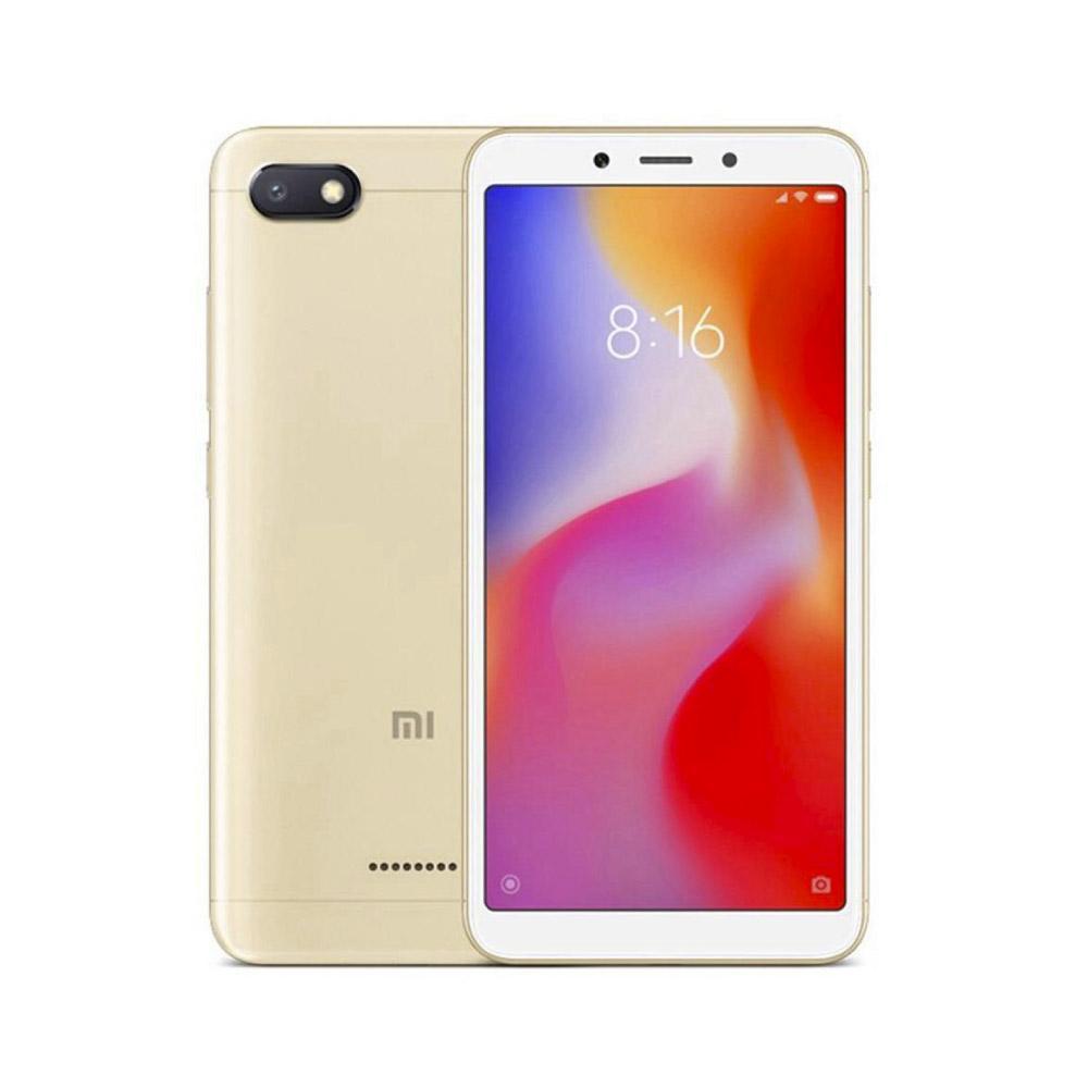 Doto: Xiaomi Redmi 6A -Oro- 2GB RAM/32GB ROM Envío DHL gratis 2 días (Pagando con Citibanamex)