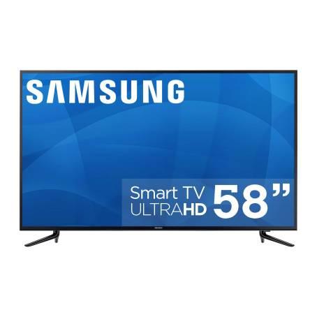 "Sam's Club: Pantalla Samsung 58"" LED 4K Smart TV UN58MU6120FXZX"