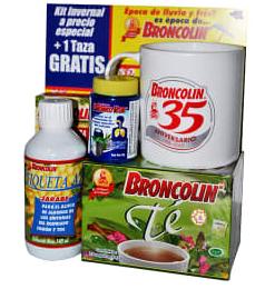 Chedraui: Kit broncolin a super precio