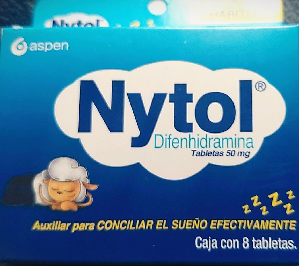 Bodega Aurrera: Auxiliar para conciliar el sueño Nytol