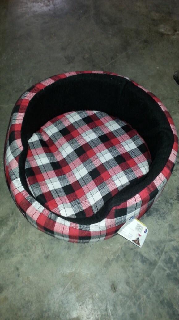 Bodega Aurrerá: cama escoces para perro a $19.02