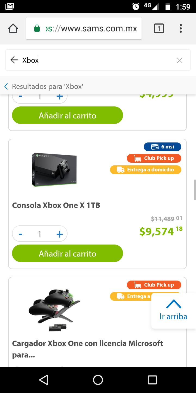 Sam's Club: Xbox One X a $9,574