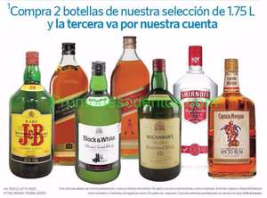 Sam's Club: 3x2 en patonas