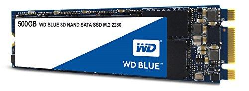 Amazon Mx: Western Digital Blue 3D NAND SATA SSD 500GB 500GB M.2 M.2