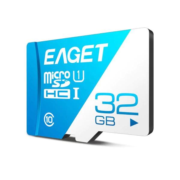 Dresslily: MicroSD Eaget 32Gb Clase 10 con cupón, envío gratis y Paypal.