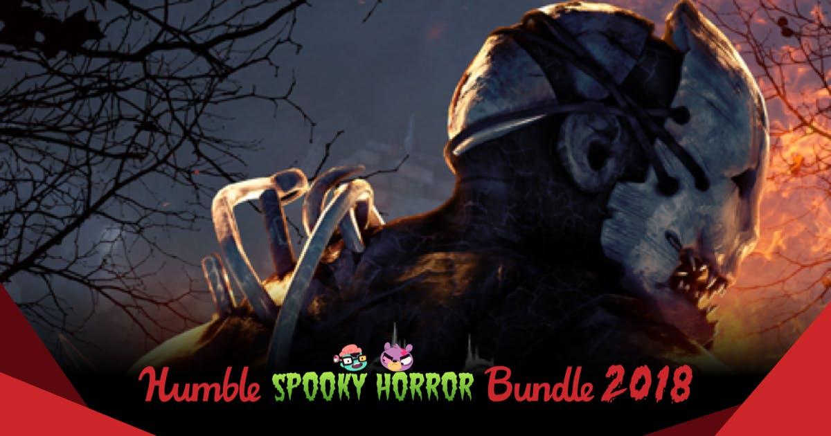 Humble Bundle: Humble Spooky Horror Bundle 2018