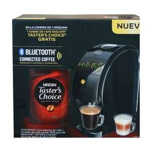 Sam's Club: Cafetera Nescafé Taster's Choice con Bluetooth