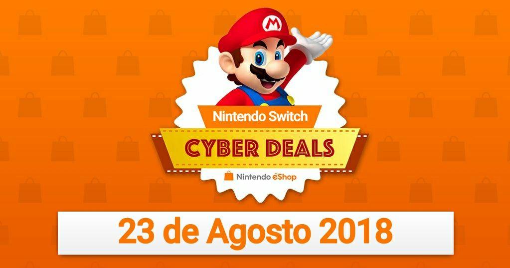 Nintendo eShop: Ofertas juegos Nintendo Switch (23/08)