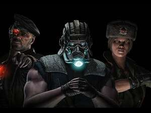 Mortal Kombat X plus 7 brutal DLC pack