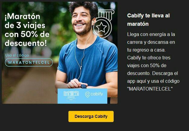 Cabify: 50% nuevos usuarios
