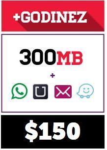 Virgin Mobile: App de Uber ¡Gratis! en paquetes +Godinez y +Hipsterz (Gratis = No consumo de datos)