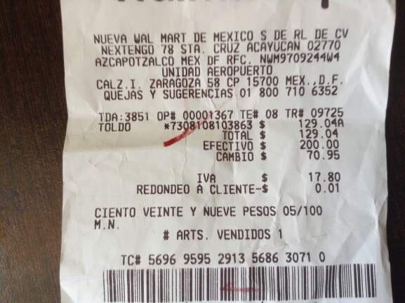 Walmart: toldo mosquitero a $129.04