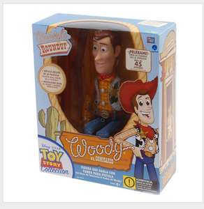 Claroshop, sanborns: Woody Toy story