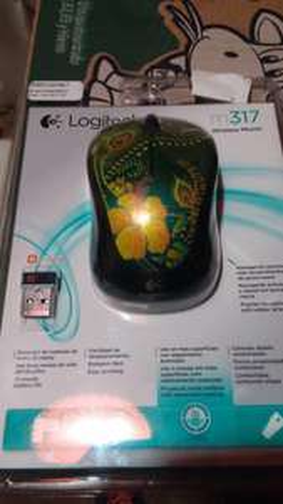 Casa Ley: Mouse inalámbrico Logitech con unifying de $199 a $99