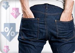 Coppel - jeans Levi's a $399