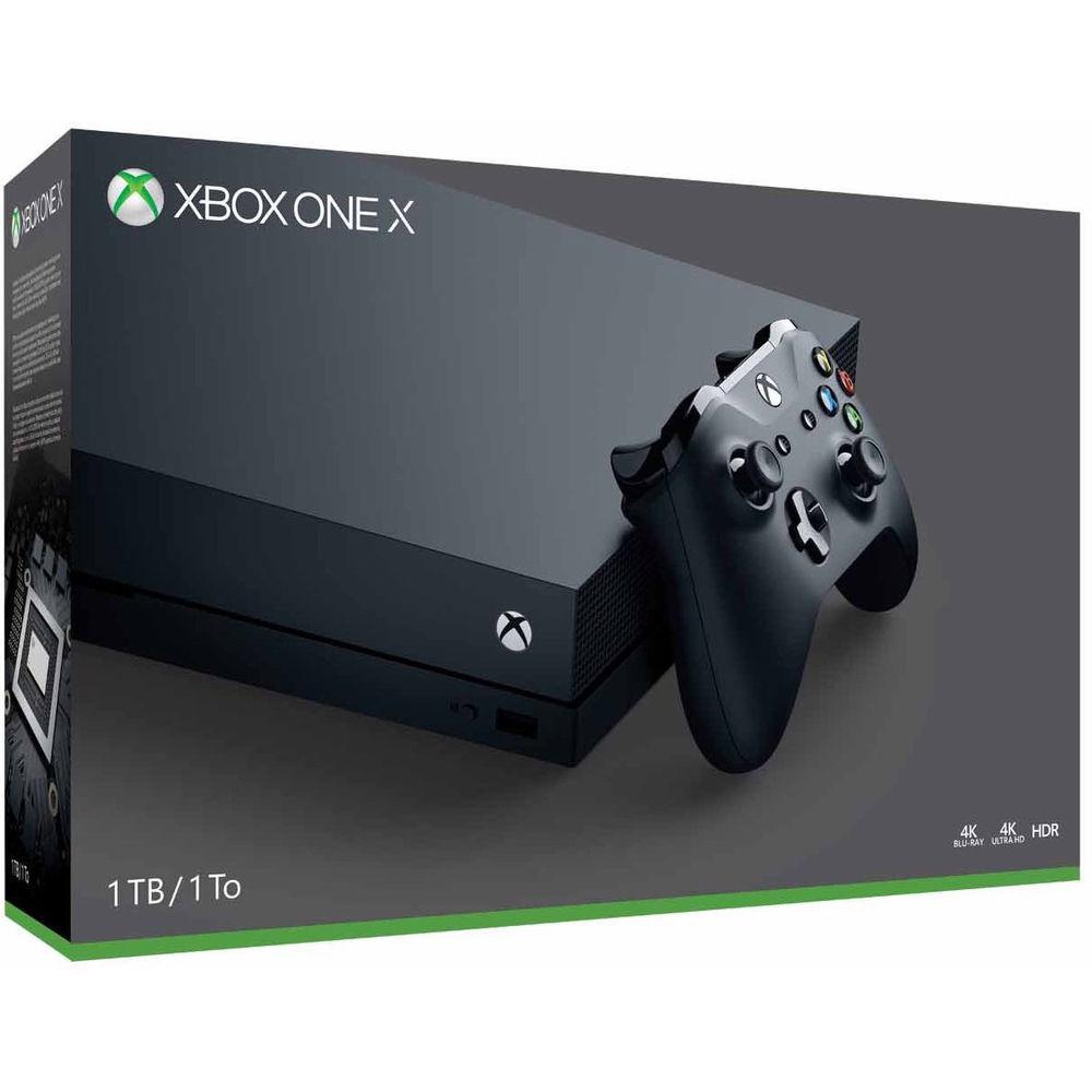 ebay: Xbox One X 1TB