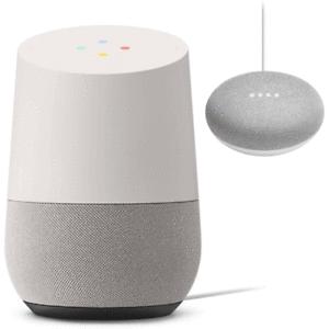 ebay: Google Home + Google Home Mini