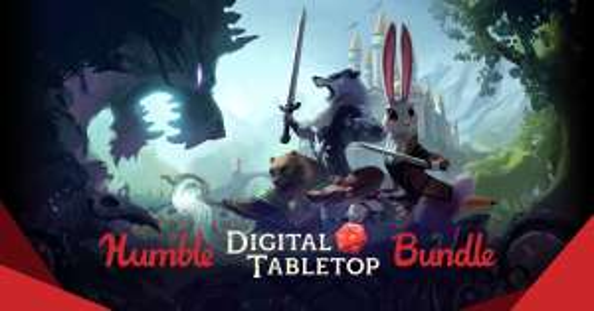 Humble Bundle: Humble Digital Tabletop Bundle