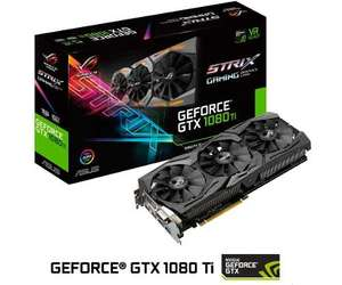 Tienda oficial Nvidia en Mercadolibre: Nvidia GTX 1080 Ti - Asus Rog Strix (desde la app)
