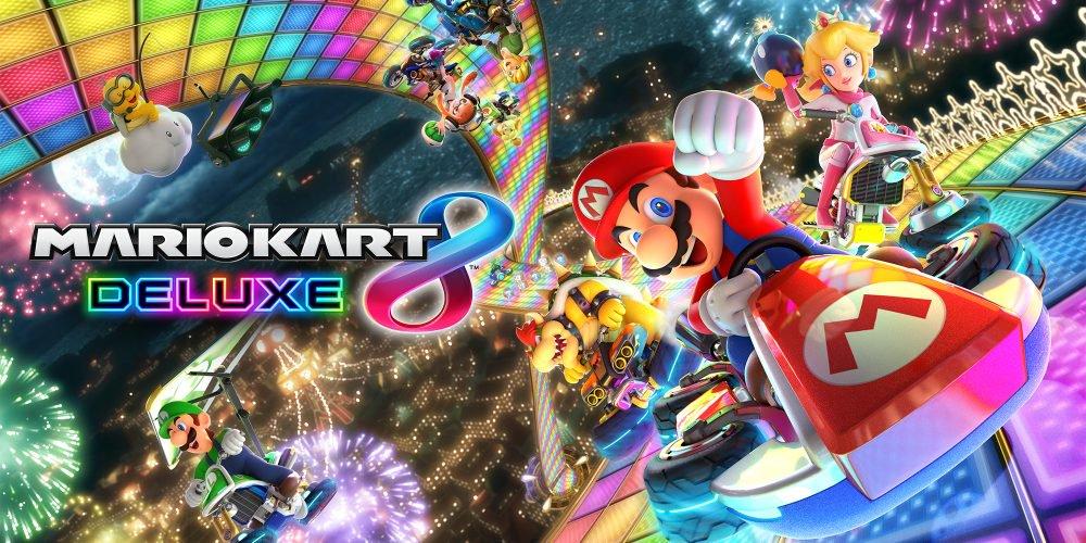 Nintendo eShop Sudáfrica: Mario Kart 8 Deluxe, Splatoon 2, Doom y Arms [eShop Sudafrica]