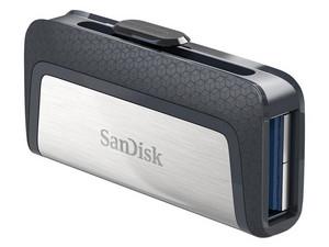PCEL: Memoria USB Dual Sandisk 128 GB 3.0 entrada normal y celular