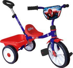 Walmart: triciclo apache Spiderman a $325.02