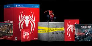 game planet :spiderman collectors edition