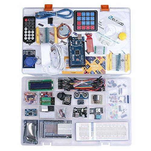 Amazon: ELEGOO Conjunto Completo y Avanzado de Iniciación a Arduino MEGA 2560