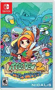 Amazon: ITTLE DEW (CLON DE ZELDA A LINK TO THE PAST)
