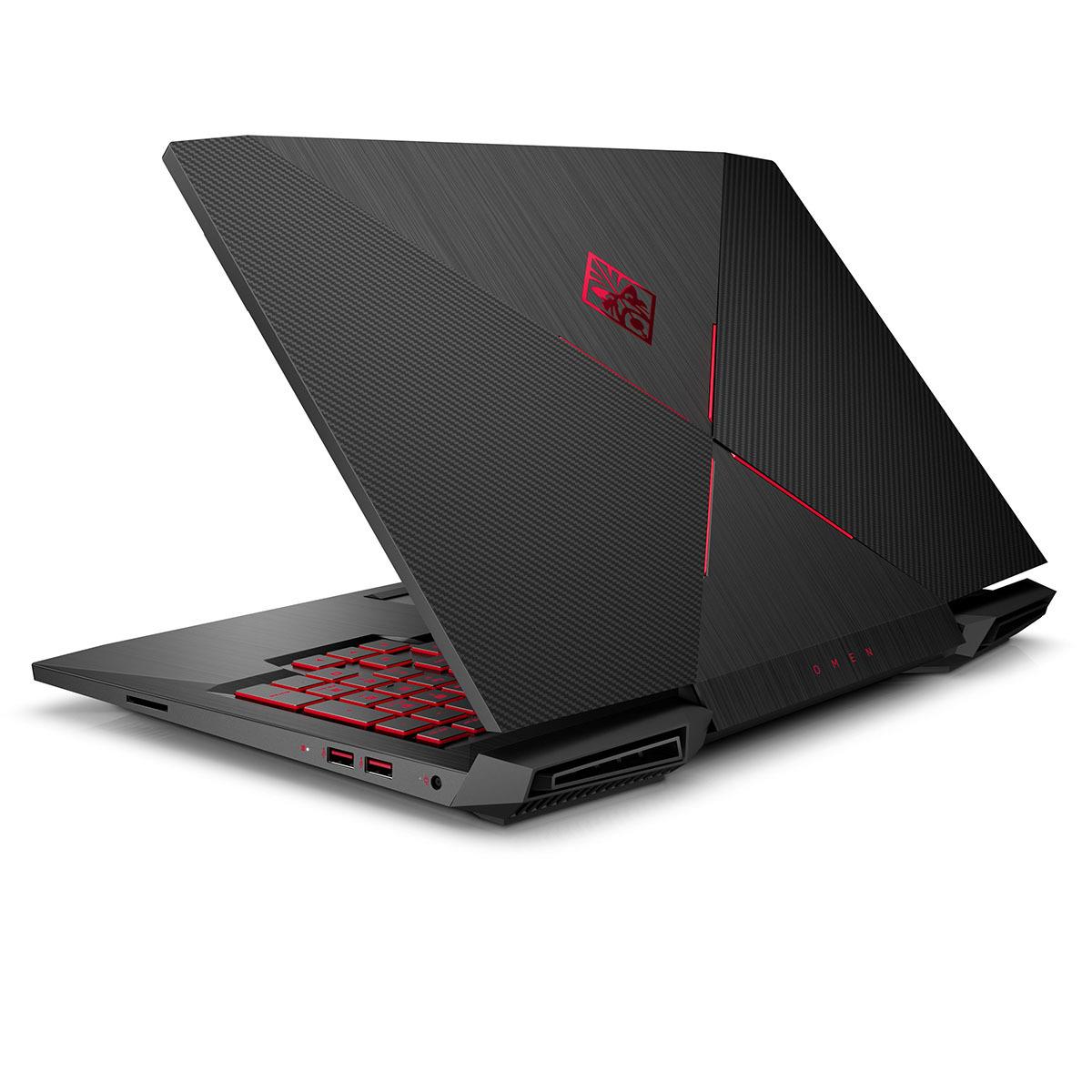 Chedraui: Laptop Omen i7-7700HQ NVIDIA GTX 1050 1TB 8GB RAM