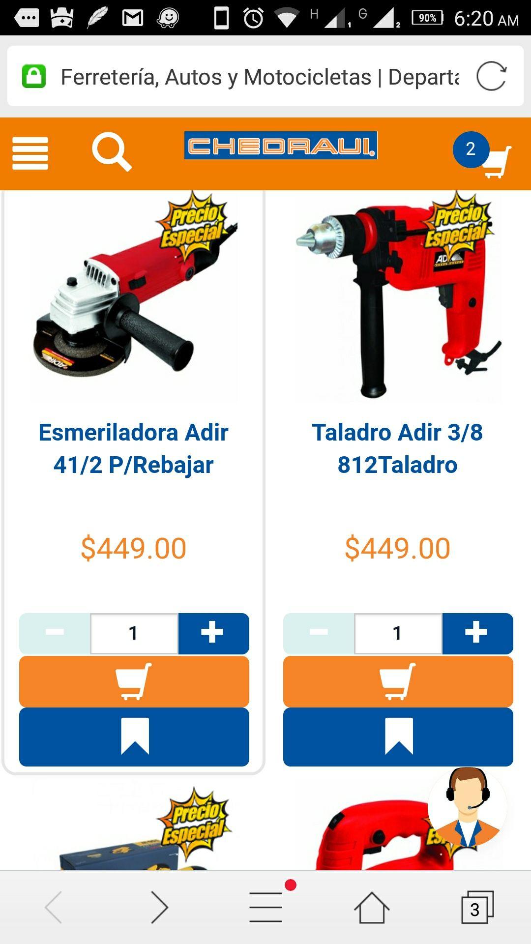 Chedraui: $100 de descuento por cada $1,000 de compra en herramienta eléctrica de marcas seleccionadas
