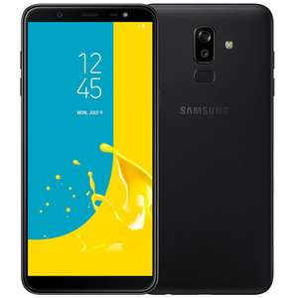 Elektra: Samsung Galaxy J8 32 GB Oui - Negro