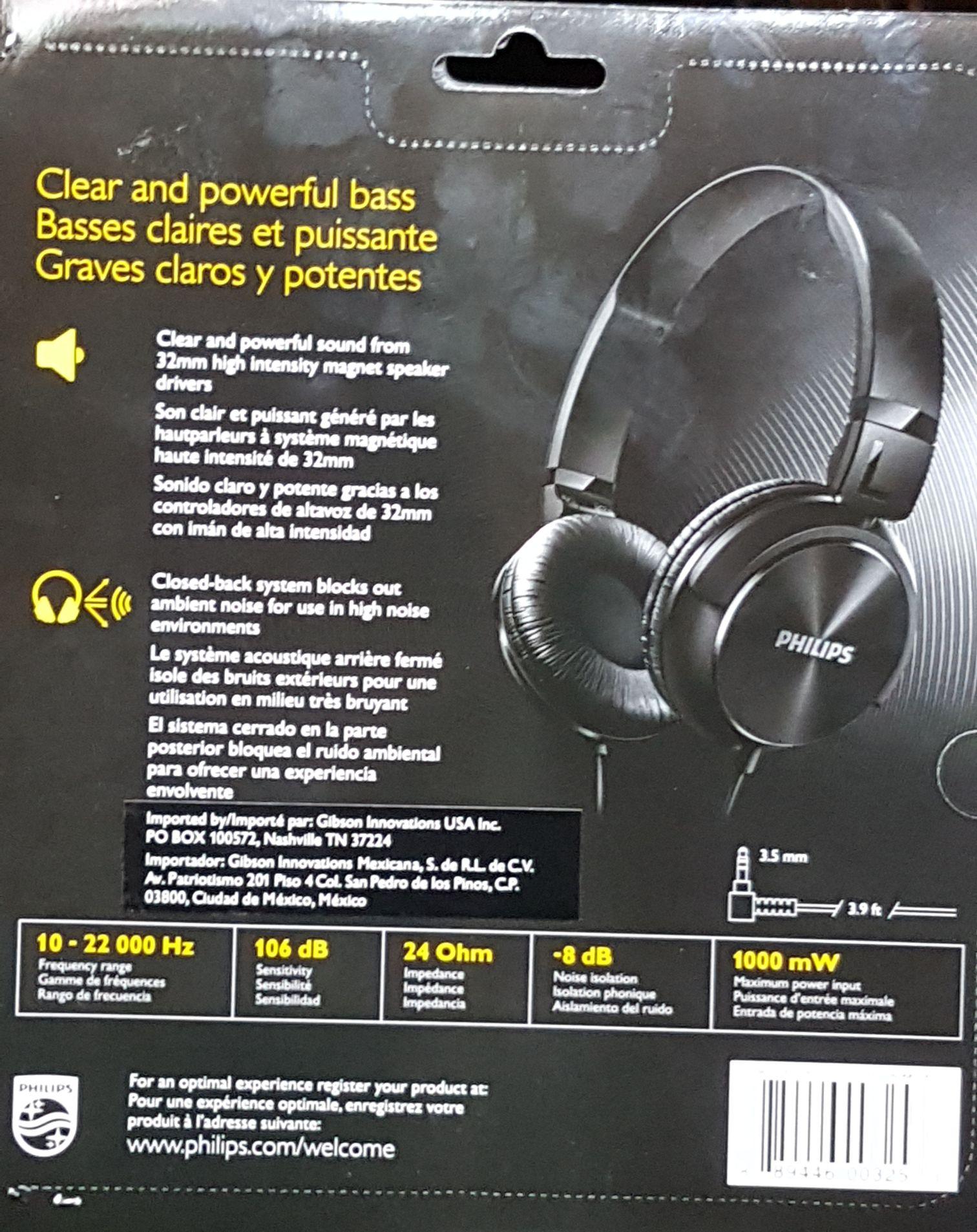 Chedraui: Audífonos Philips SHL3060BL auriculares