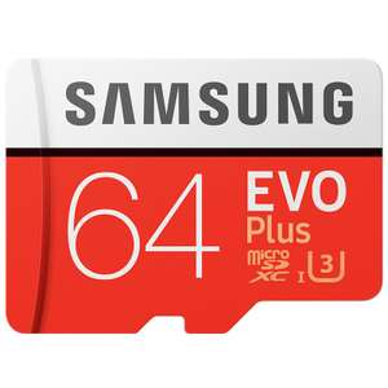 JoyBuy: Samsung EVO Plus memory card 64GB ENVIO GRATIS