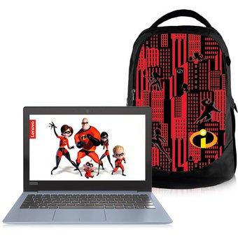 Linio: Laptop Lenovo 120 Slim RAM 2GB SSD 32GB + mochila de regalo (Pagando con Paypal)