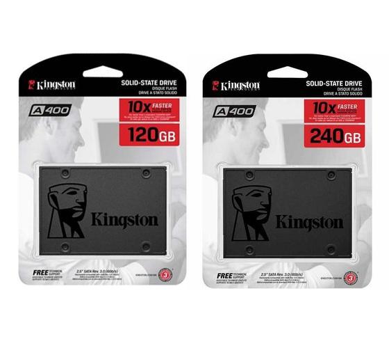 Linio App: SSD Kingston A400 120GB a $429 y 240GB a $685 (Con PayPal)