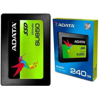 Linio: Unidad Estado Solido SSD 240GB ADATA