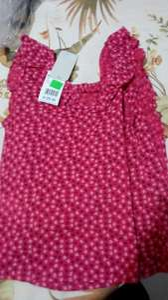 Walmart: Short bebé, playeras y brassiere