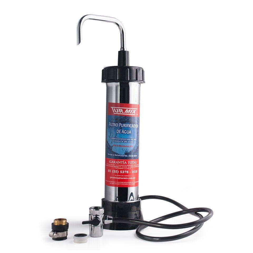 Cjgrandshopping: Filtro purificador de agua Turmix