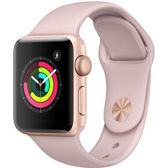 Linio: Apple Watch Serie 3 38mm Rosa