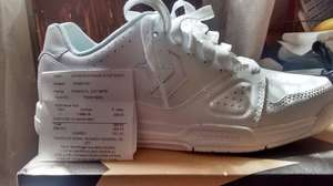 Converse outlet: tenis blancos $399