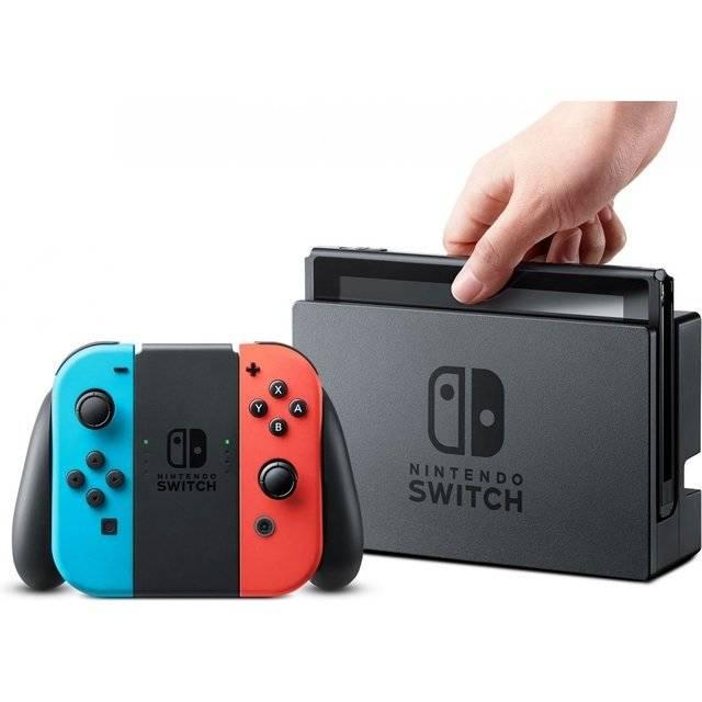 ClaroShop: Nintendo Swich NEON