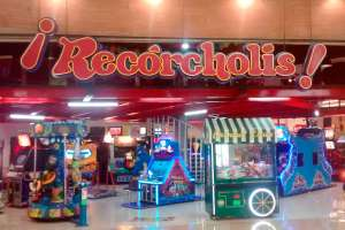 GROUPON: Recorcard con $200 de saldo precargado para jugar en Recórcholis. Elige sucursal de canje.