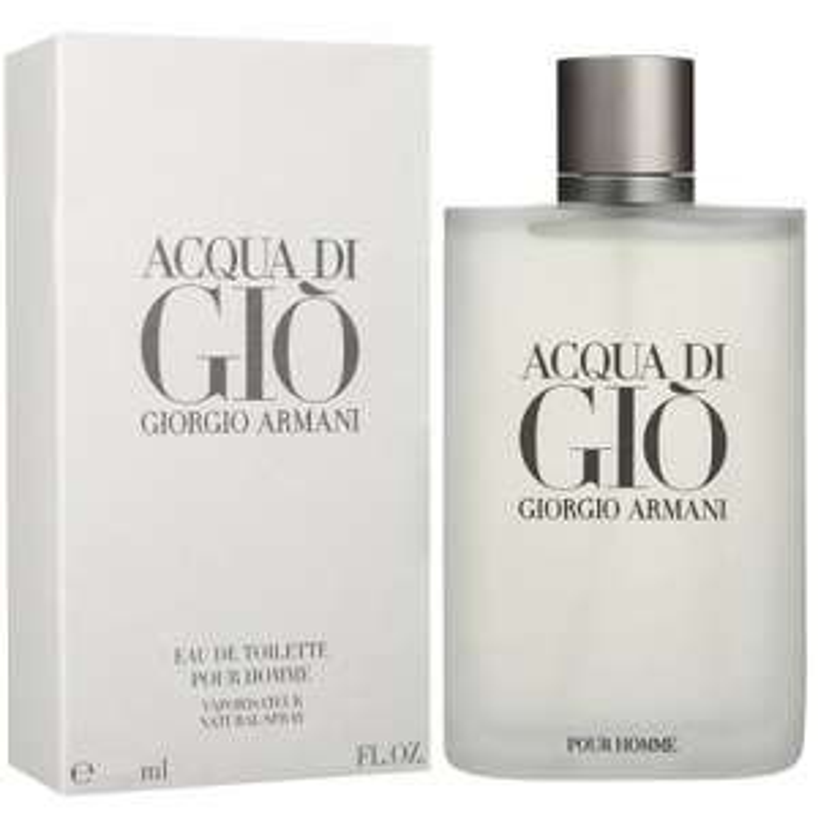 Claro Shop: Acqua Di Gio Caballero 200 ml Giorgio Armani