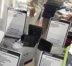 CAT Telcel: LG G Watch a $1,749