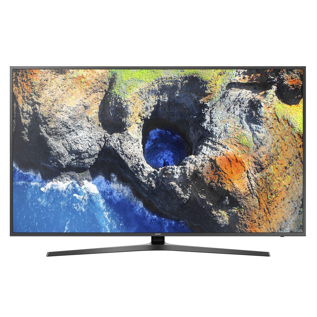 "Sanborns: Pantalla Samsung 49"" Smart TV Ultra HD 4K Plana (Precio con Banorte)"